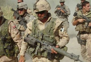 Canada says some troops in Iraq to be moved temporarily to Kuwait for safety