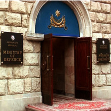 Defense Ministry: OSCE monitors contact line between Azerbaijani, Armenian armies; violation recorded