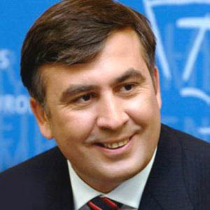 77 percent of Georgian citizens support Saakashvili