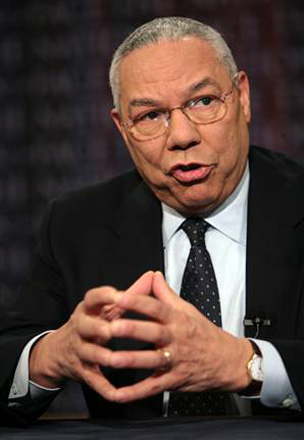 Saying Trump 'drifted away' from Constitution, Colin Powell picks Biden