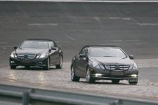 Появились шпионские снимки кабриолета Mercedes E-класса 2011 года - Gallery Thumbnail