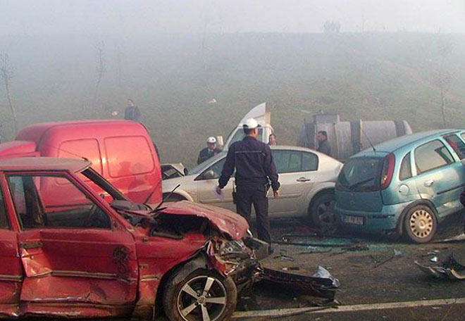Deadly road accident in Turkey claims 9 lives