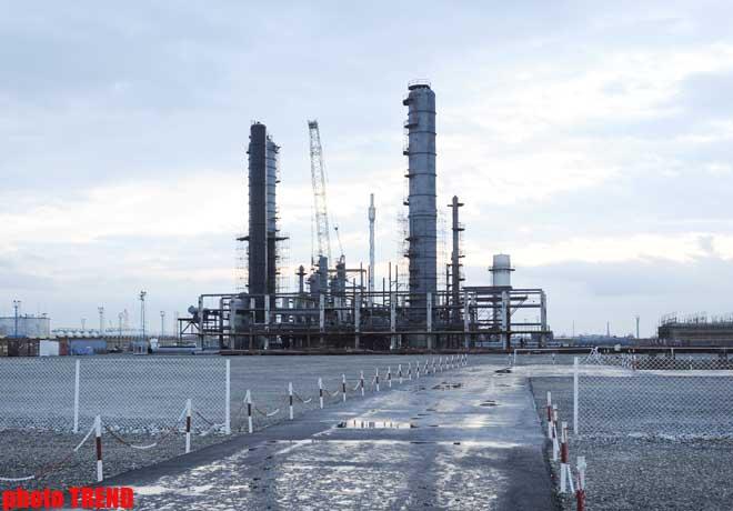 Azərbaycanda metanol istehsal edən yeganə zavodun gücü 2012-ci ilin yayında artırılacaq