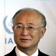 IAEA chief to meet Iran FM