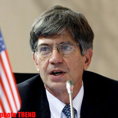 U.S. to help stabilize situation in Kyrgyzstan - U.S. envoy