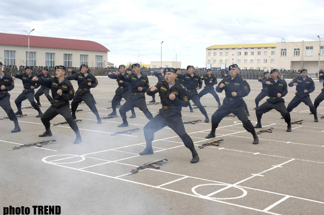 Minor children drafted into army in the southern Kyrgyzstan