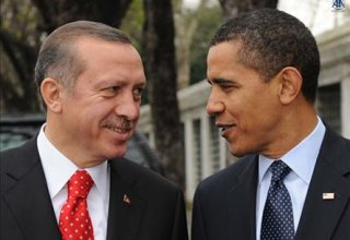 Turkey and US presidents discussed fight against ISIL