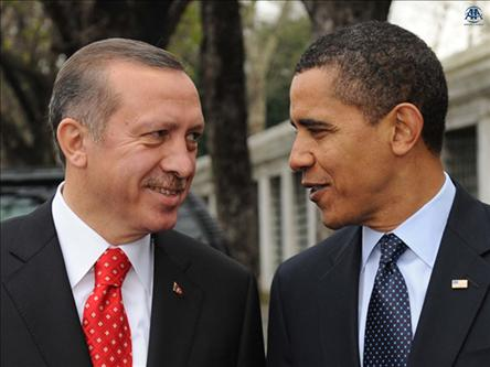 """Obama, Erdogan discussed the negotiations with Azerbaijan on """"Nabucco"""" gas pipeline"""