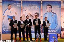 Названы лучшие футболисты национальной команды Азербайджана 2009 года (ФОТО) - Gallery Thumbnail