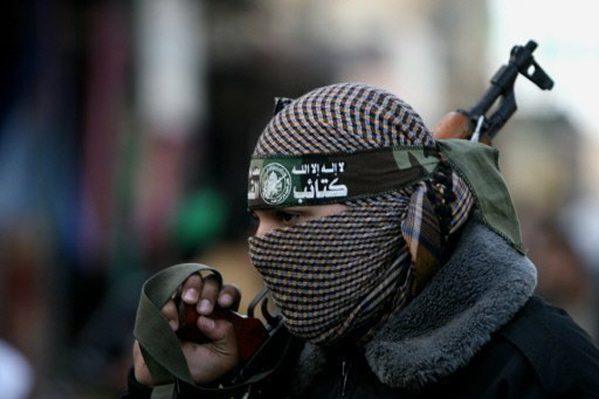Militants: 5 mortar shells fired at Israeli forces in southern Gaza