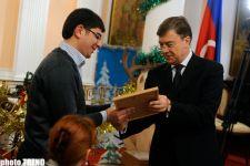 Посольство России в Азербайджане подвело итоги конкурса молодых журналистов (ФОТО) - Gallery Thumbnail