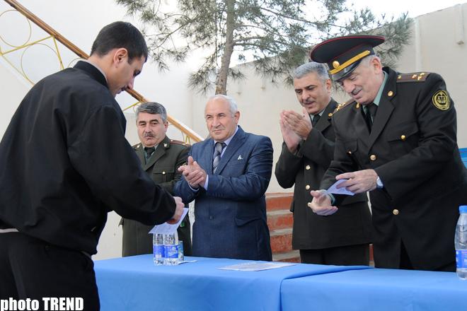 Azərbaycanda əfv sərəncamının icrasına başlanılıb (FOTO)