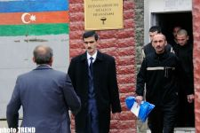 Началось исполнение распоряжения президента Азербайджана о помиловании (ФОТО) - Gallery Thumbnail