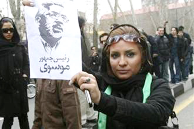 Iran opposition urges protests on Revolution day