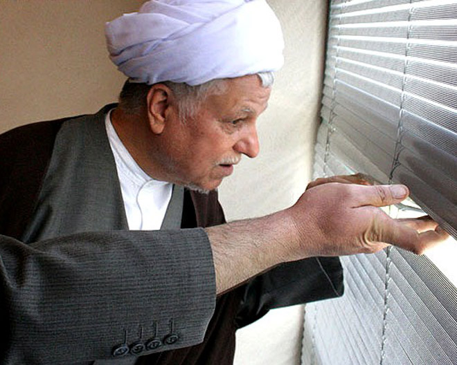 Will Rafsanjani be removed?
