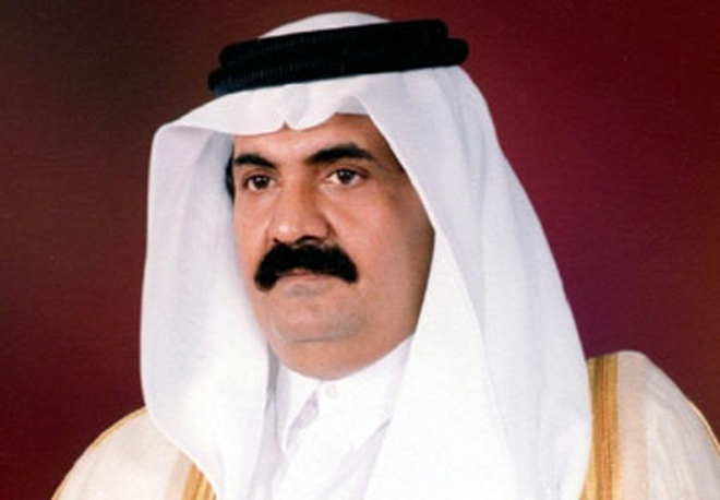 Emir of Qatar to arrive in Tehran