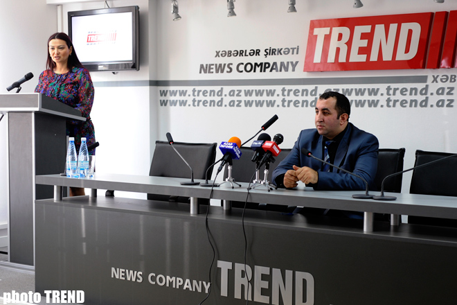 Documentary film dealing with Nagorno-Karabakh conflict presented in Azerbaijan (PHOTO) - Gallery Image