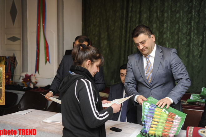 Azerbaijan holds brain-ring competition among female prisoners (PHOTO) - Gallery Image