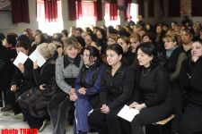 Azerbaijan holds brain-ring competition among female prisoners (PHOTO) - Gallery Thumbnail