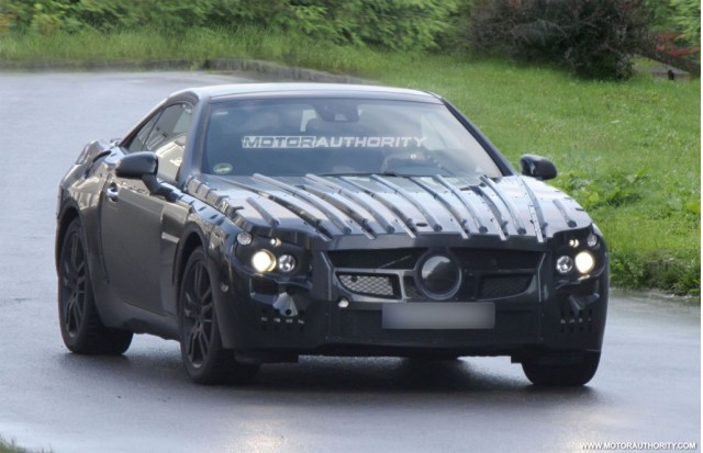 Mercedes planning new S-Class Coupe for 2011