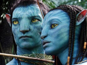Avatar at top of US box office for sixth week