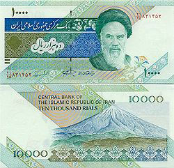 Iranian Gov't to submit removal of zeros from national currency to Parliament