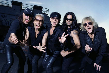 German rock band Scorpions to end career