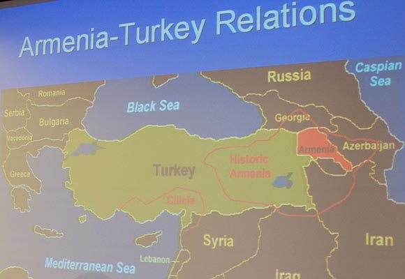 Turkish and Azerbaijani lands presented as Armenian (UPDATED) - Gallery Image