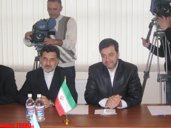 Azerbaijan, Iran sign youth cooperation agreement (PHOTOS) - Gallery Image