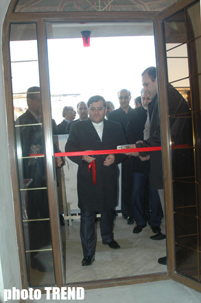 Second building of Iranian embassy opened in Baku - Gallery Image