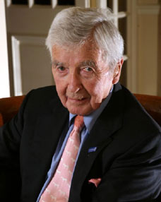 Author Dick Francis dies aged 89