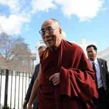 The Dalai Lama formally relinquishes political powers