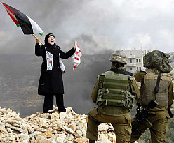 Israel's activities obstructing peace in Middle East: Palestine