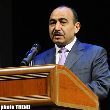 Top official: Azerbaijan developed as democratic, civilized nation for 20 years (UPDATE)