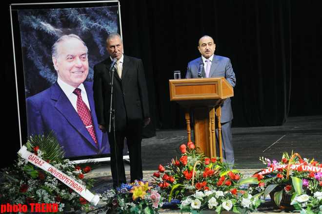 State Official: Azertaj is great witness of Azerbaijani history (PHOTO) - Gallery Image