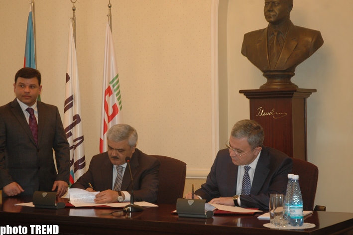 Azerbaijan sanctions project to expand production of Azeri Light oil (PHOTO)