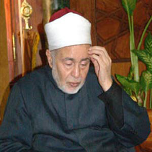 Grand Mufti of Egypt Tantowi died