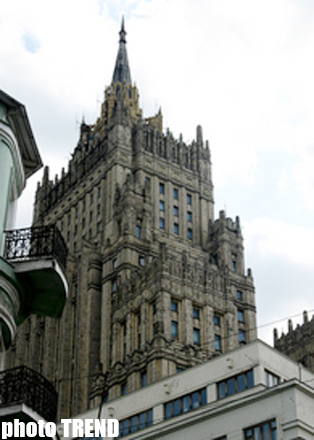 Foreign Ministry: Russia concerned about escalation of situation around Nagorno-Karabakh conflict (UPDATE)