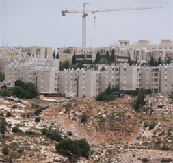 Israel to delay new east Jerusalem construction