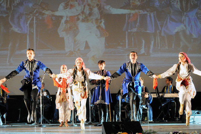 Days of Azerbaijan's culture held in Mexico (PHOTO) - Gallery Image