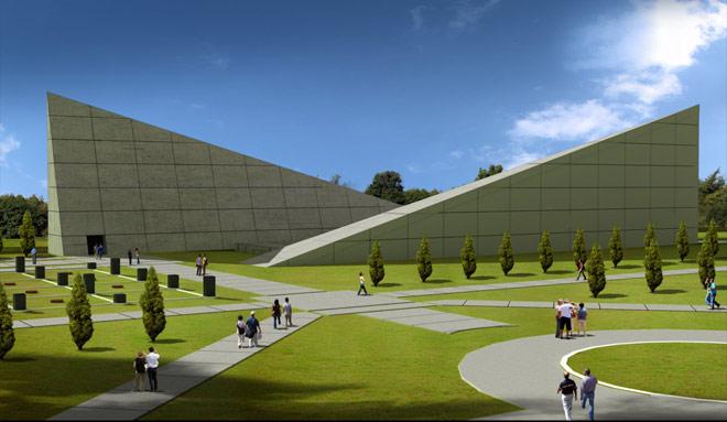 Genocide memorial complex soon to be erected in Guba