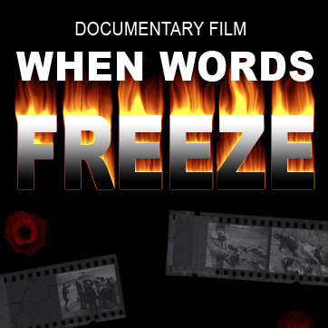 """Turkish television channel to discuss """"When words freeze …"""" film"""