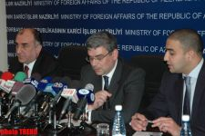 Azerbaijani FM: If Armenia accepts updated Madrid principles, it will be possible to work on peace agreement (UPDATED)(PHOTO) - Gallery Thumbnail