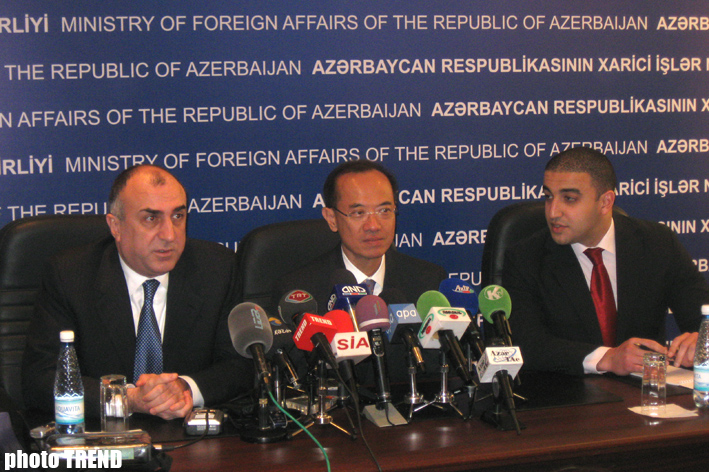 FM: Singapore intends to develop bilateral relations with Azerbaijan   (PHOTO) - Gallery Image