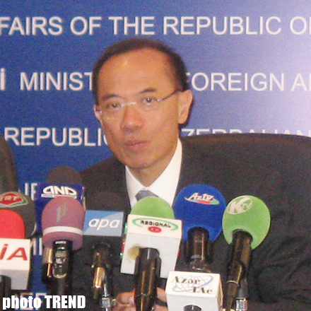 FM: Singapore intends to develop bilateral relations with Azerbaijan   (PHOTO)