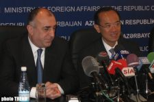 FM: Singapore intends to develop bilateral relations with Azerbaijan   (PHOTO) - Gallery Thumbnail
