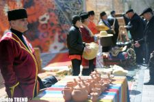 Azerbaijan marks Novruz holiday - photosession - Gallery Thumbnail