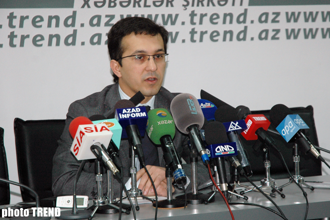 Azerbaijani youth offers to create structure to coordinate CIS youth organizations' activity