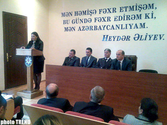 'Victims of genocide committed by Armenians - Baganis Ayrim' book presented at military unit in Azerbaijan