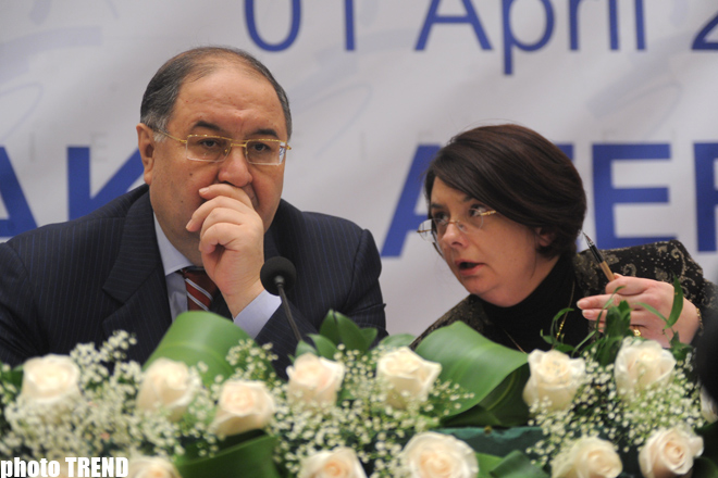 Federation president: Holding World Fencing Championship in Baku is significant for Azerbaijan (PHOTOS) - Gallery Image